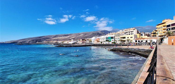 Dove fare il bagno a Tenerife El Muelle del Puertito de Guimar