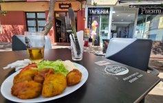 Dove mangiare a Tenerife Taperia Puerto al Puerito de Guimar