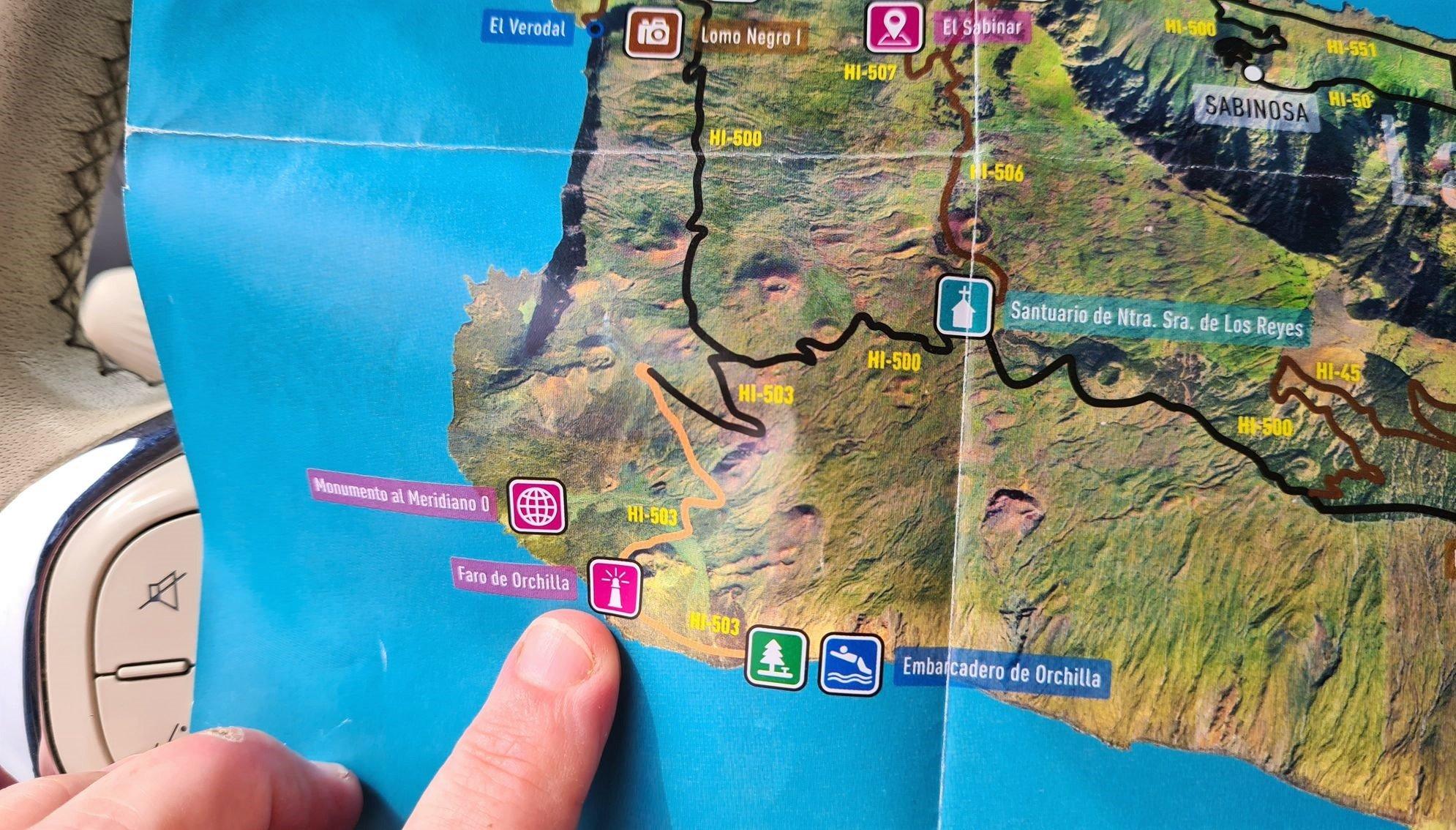 Dove si trova il Faro di Punta de Orchilla