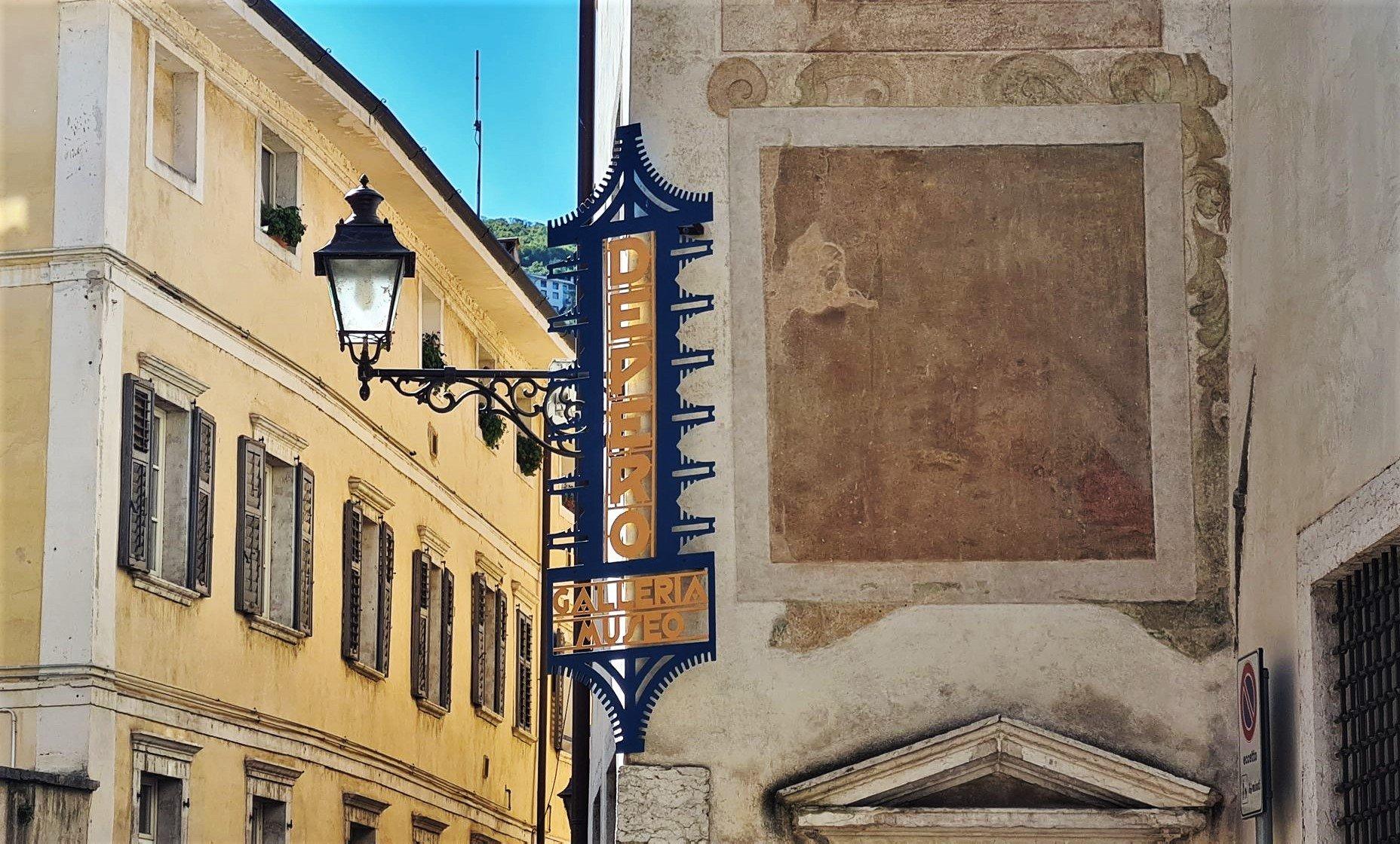 Dove si trova la Casa d'arte futurista Depero a Rovereto