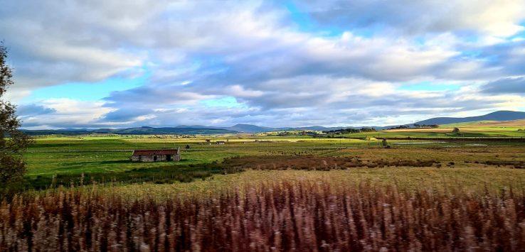 Gran Bretagna In treno tra Manchester e Edimburgo
