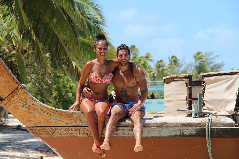Jacopo in viaggio alle Isole Cook
