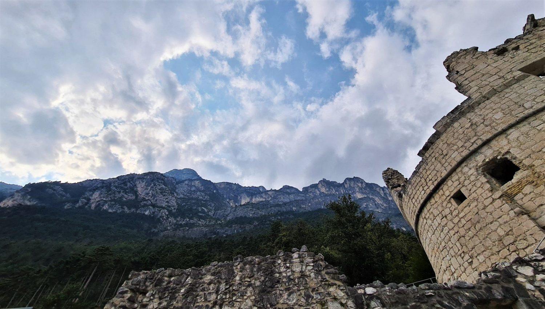 Il bastione veneziano di Riva del Garda
