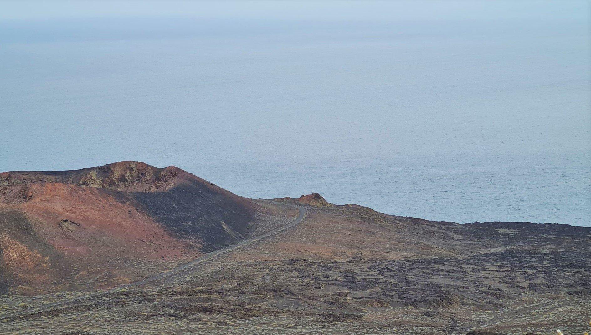 Il paesaggio di Punta de Orchilla