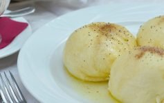 La cucina boema in Valle di Ledro