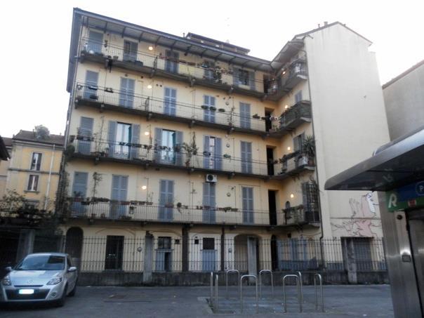 Casa di ringhiera (porta venezia)