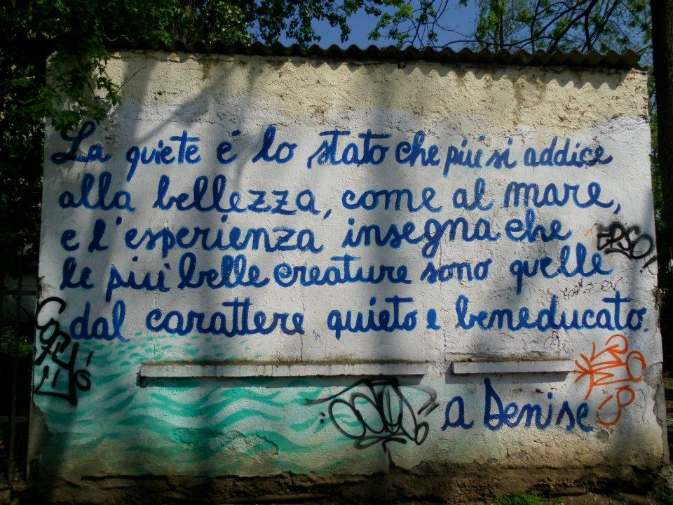 Città studi_street art