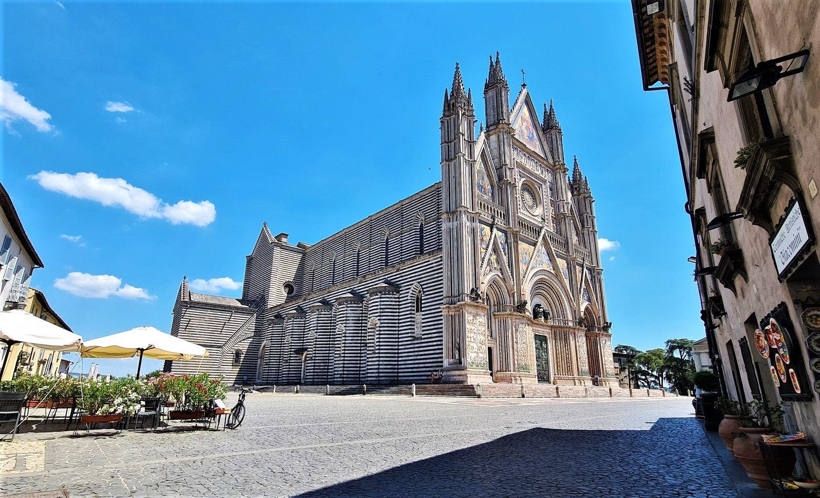 Cosa fare in Umbria Visitare il Duomo di Orvieto
