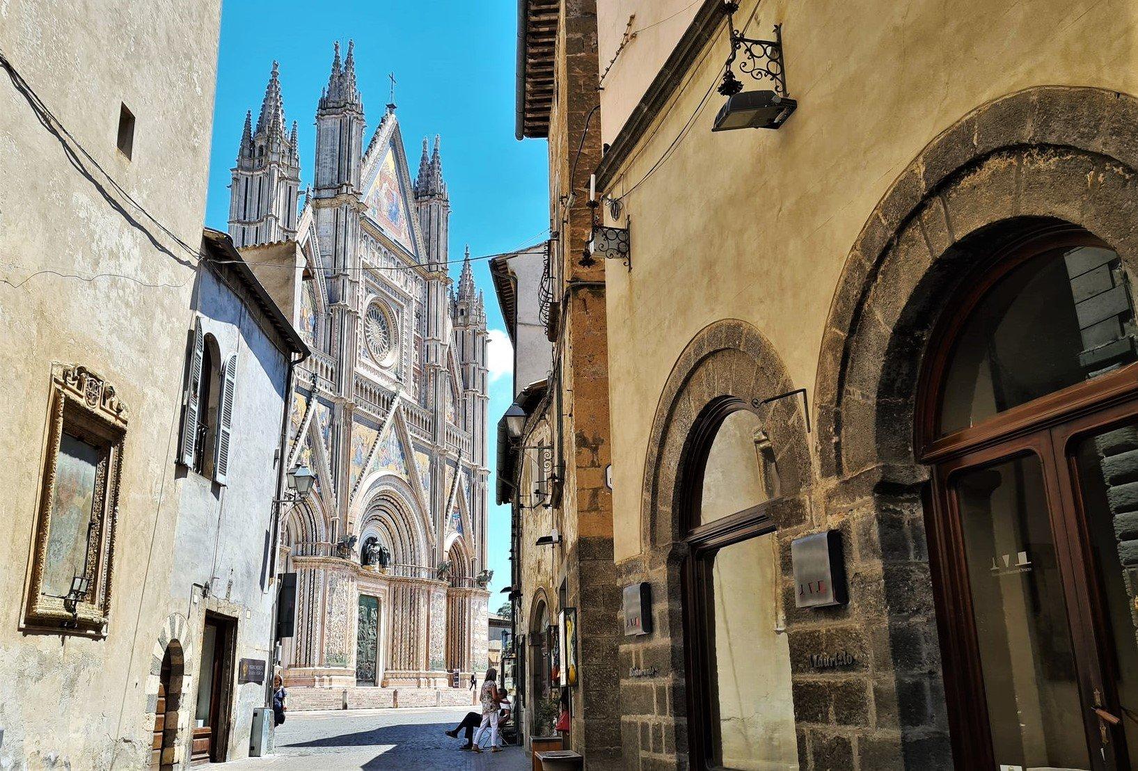 Dove si trova il duomo di Orvieto