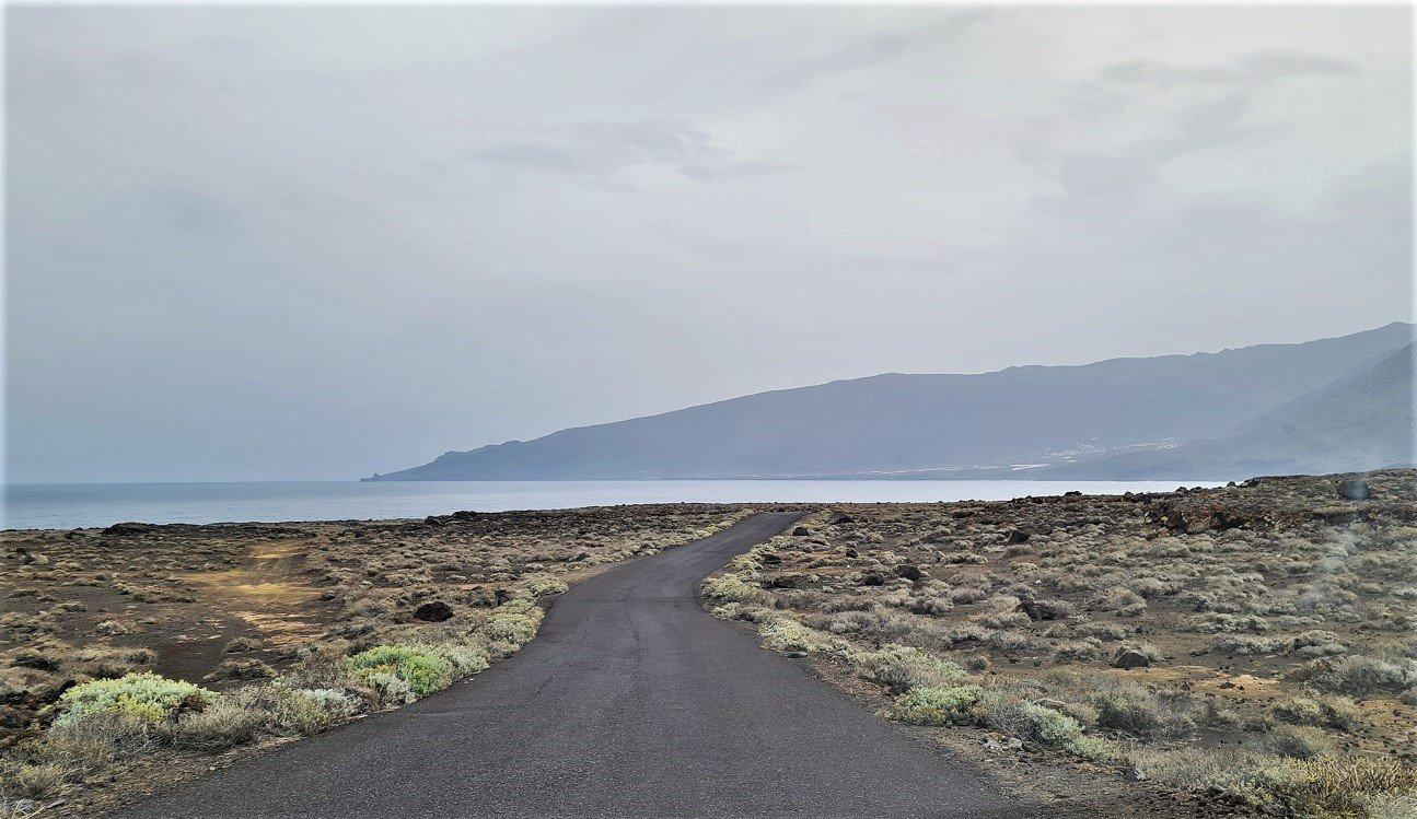 El Golfo on the road per me