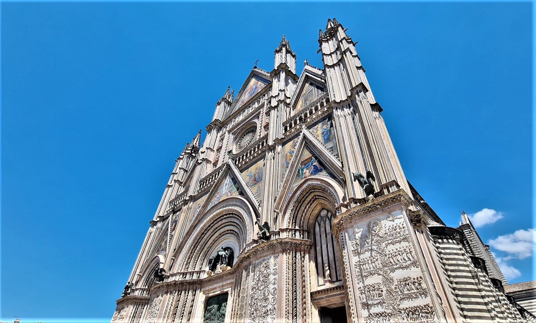 Esterno Duomo Orvieto