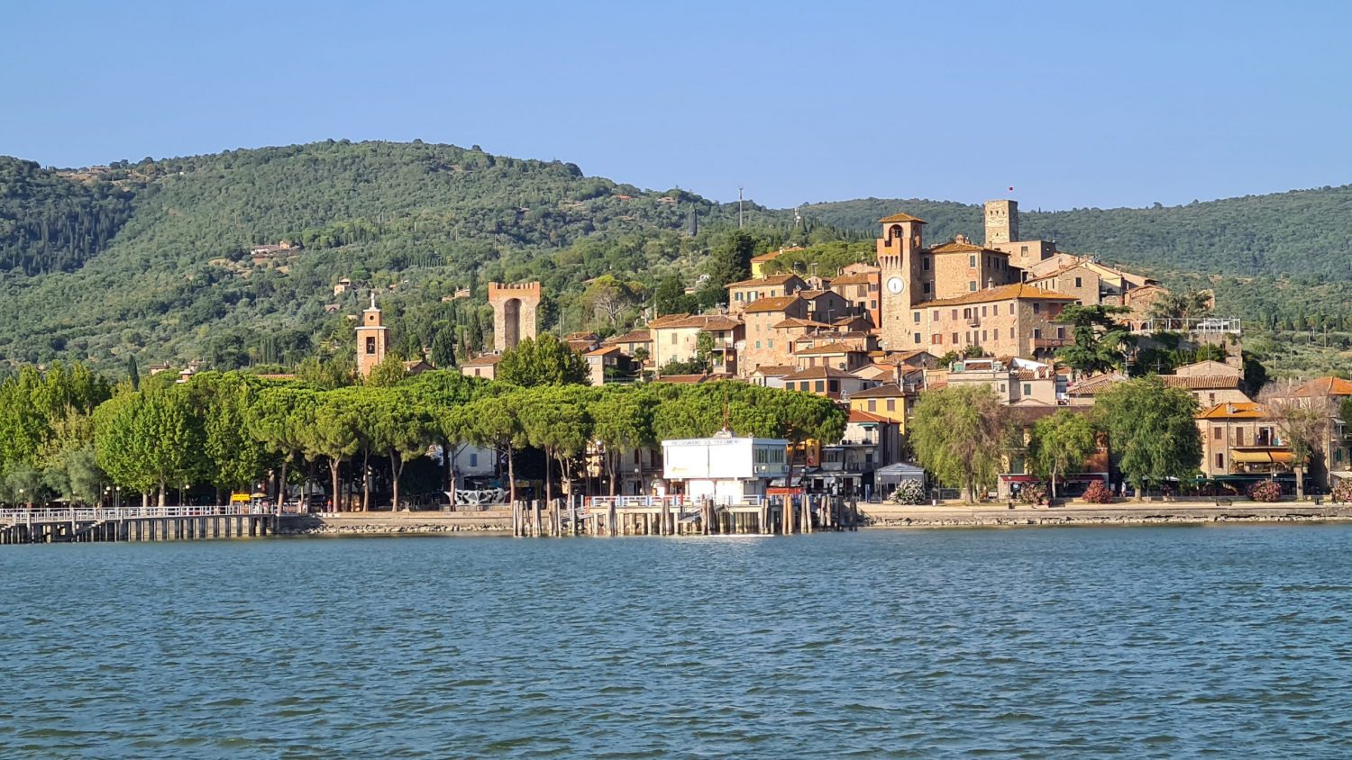 Il Trasimeno Grand Tour Italia