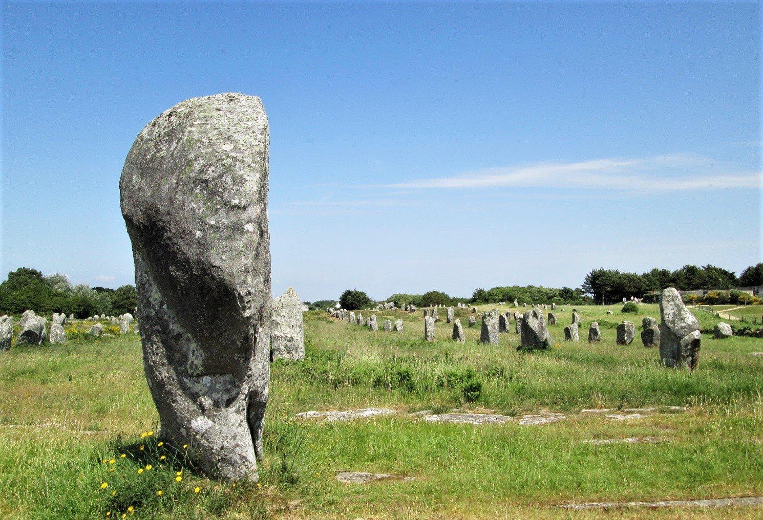 La preistoria in Bretagna