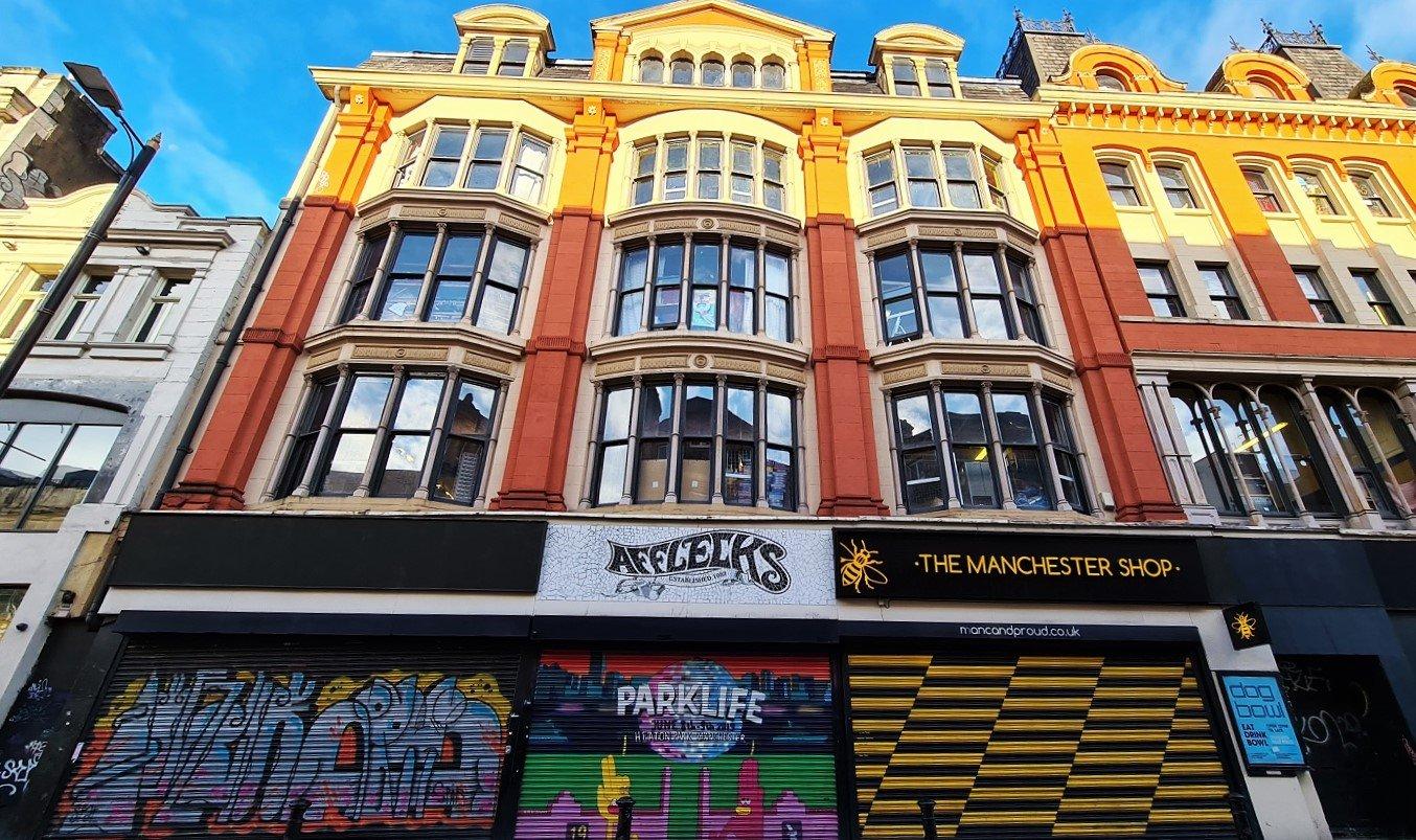 Manchester Shop