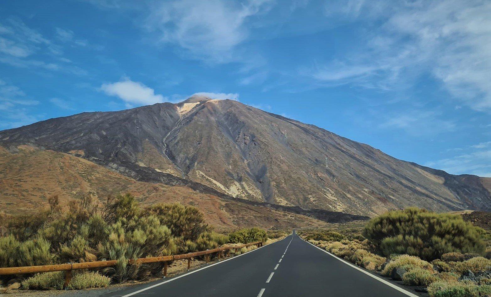 Tenerife on the road Itinerario intorno al Teide