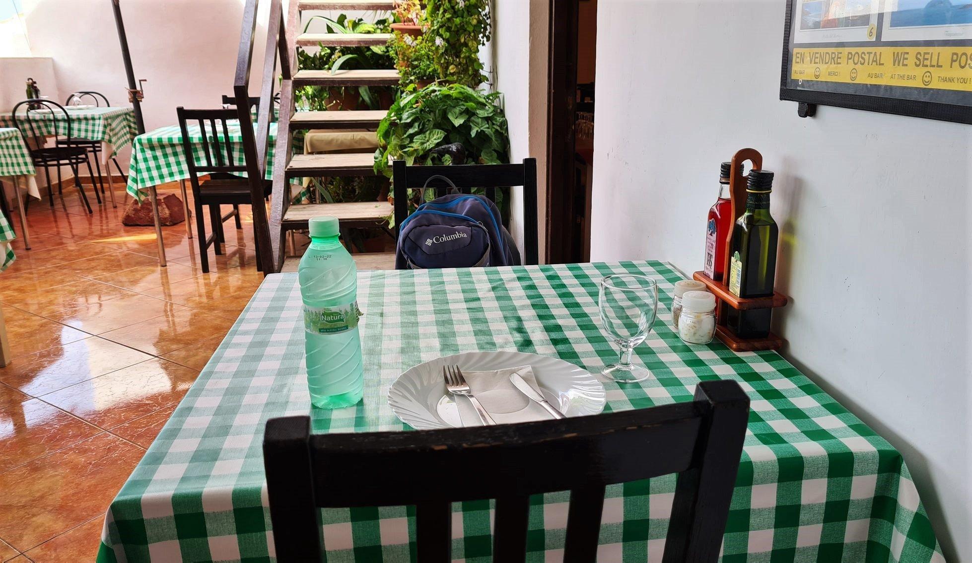 Cosa aspettarsi dal Restaurante Roque las Animas