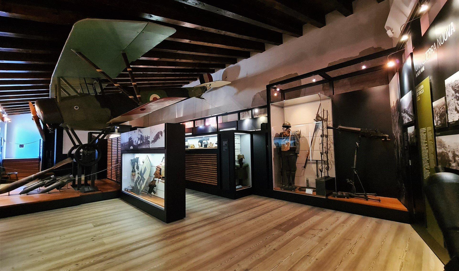 Cosa aspettarsi dalla visita al Museo della Guerra di Rovereto