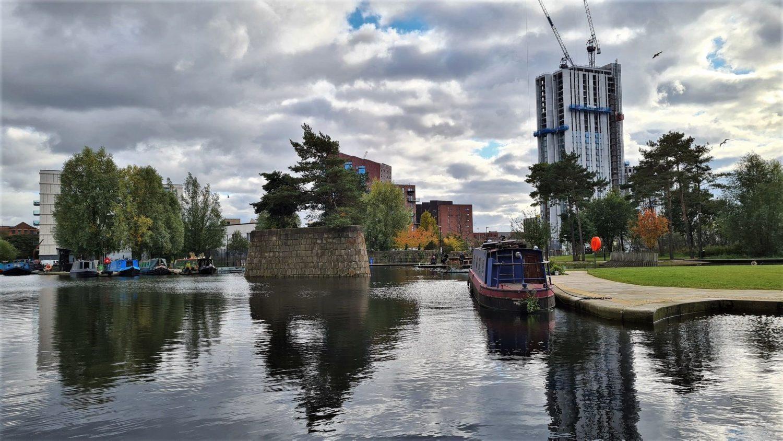 Cosa fare a Manchester Passeggiare per New Islington