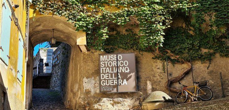 Cosa fare a Rovereto Visitare il Museo Storico Italiano della Guerra