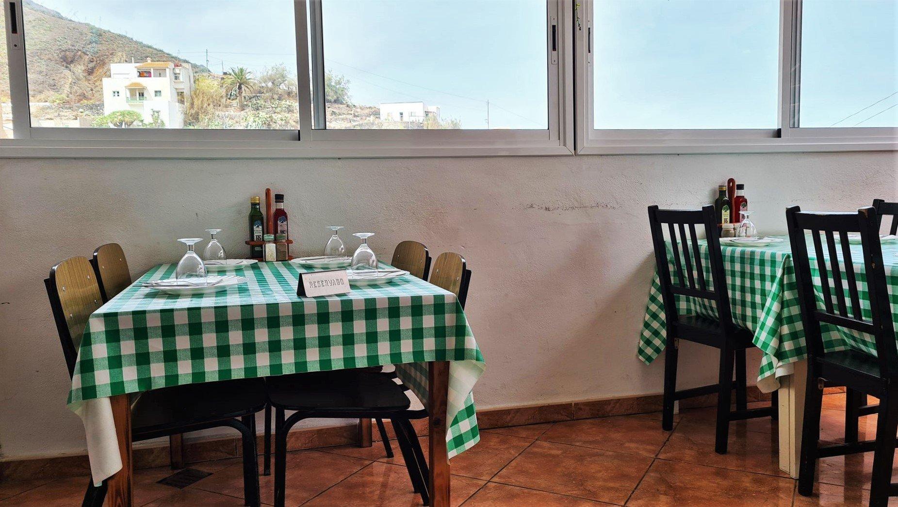 Dove si trova il Restaurante Roque las Animas