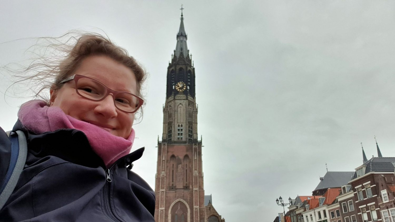 Giovy a Delft