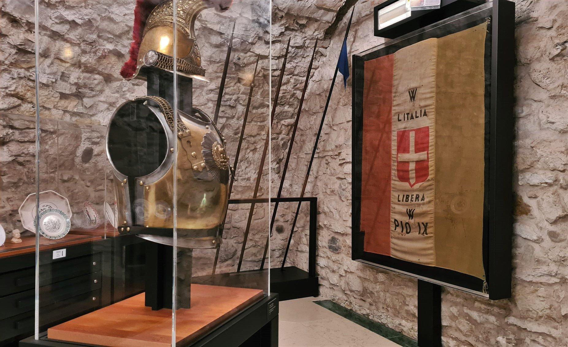 Il museo della guerra di Rovereto per me