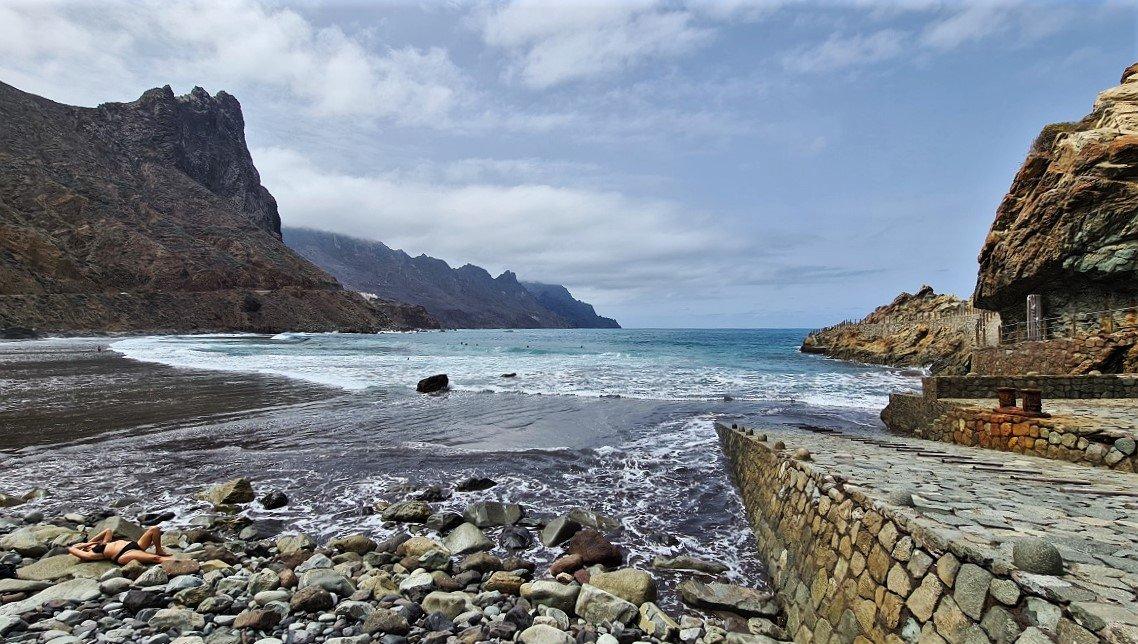 Roque de las Bodegas Tenerife