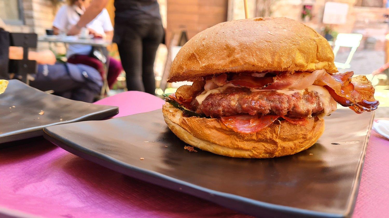 gli hamburger del Civico 57