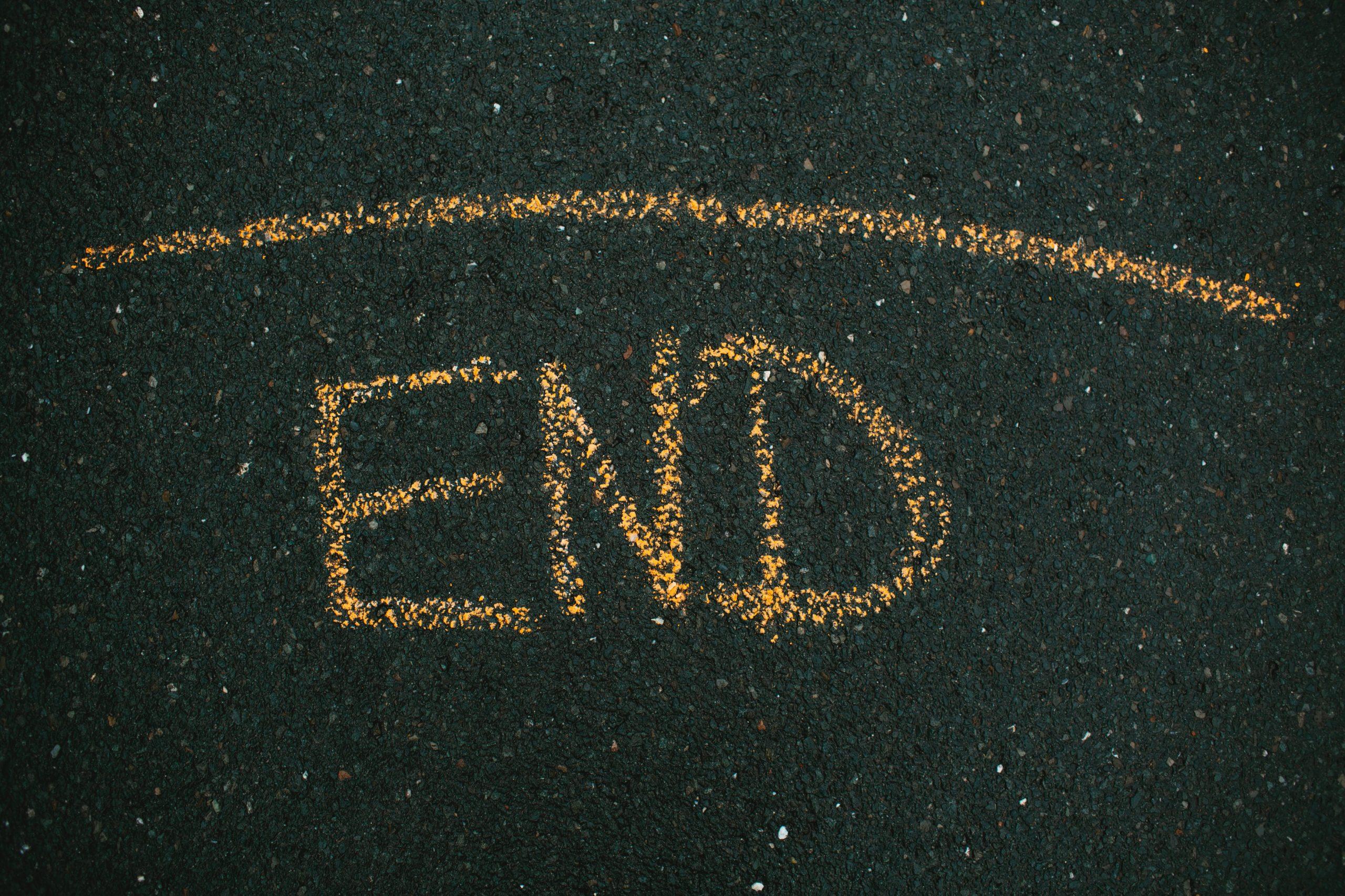 Fine o inizio