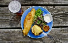 Dove mangiare Fish & Chips a Manchester