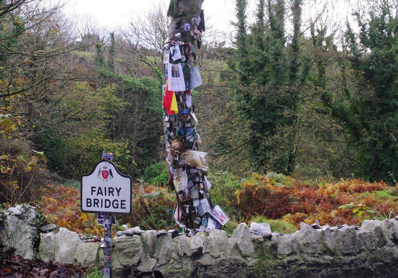 Fairy Bridge Isola di Man