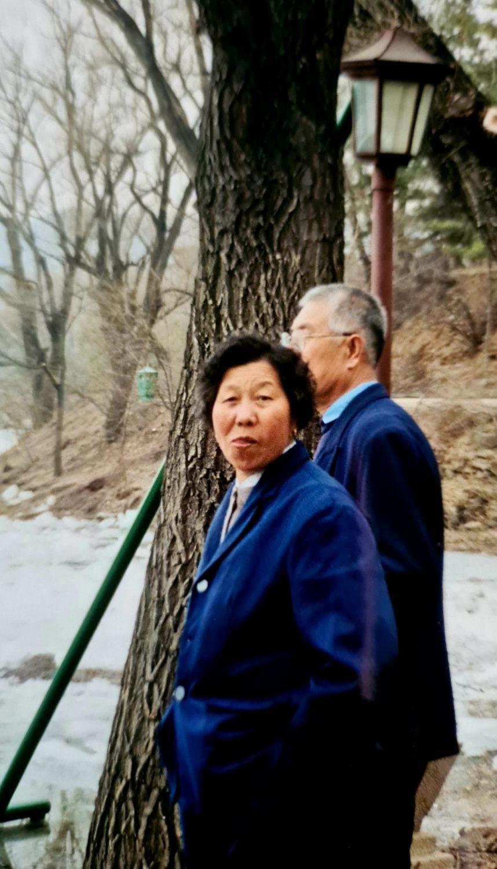Facce da Cina I signori anziani