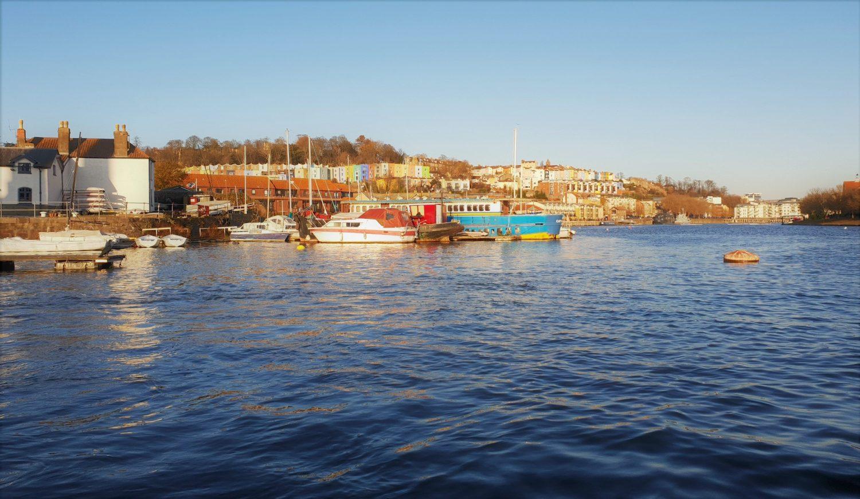 Il porto di Bristol