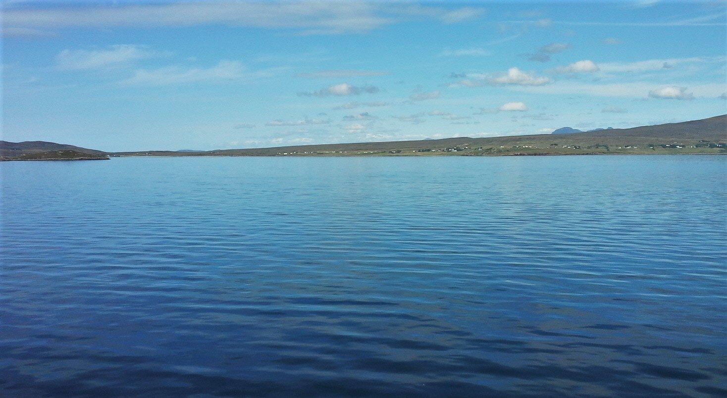 Il porto di Ullapool