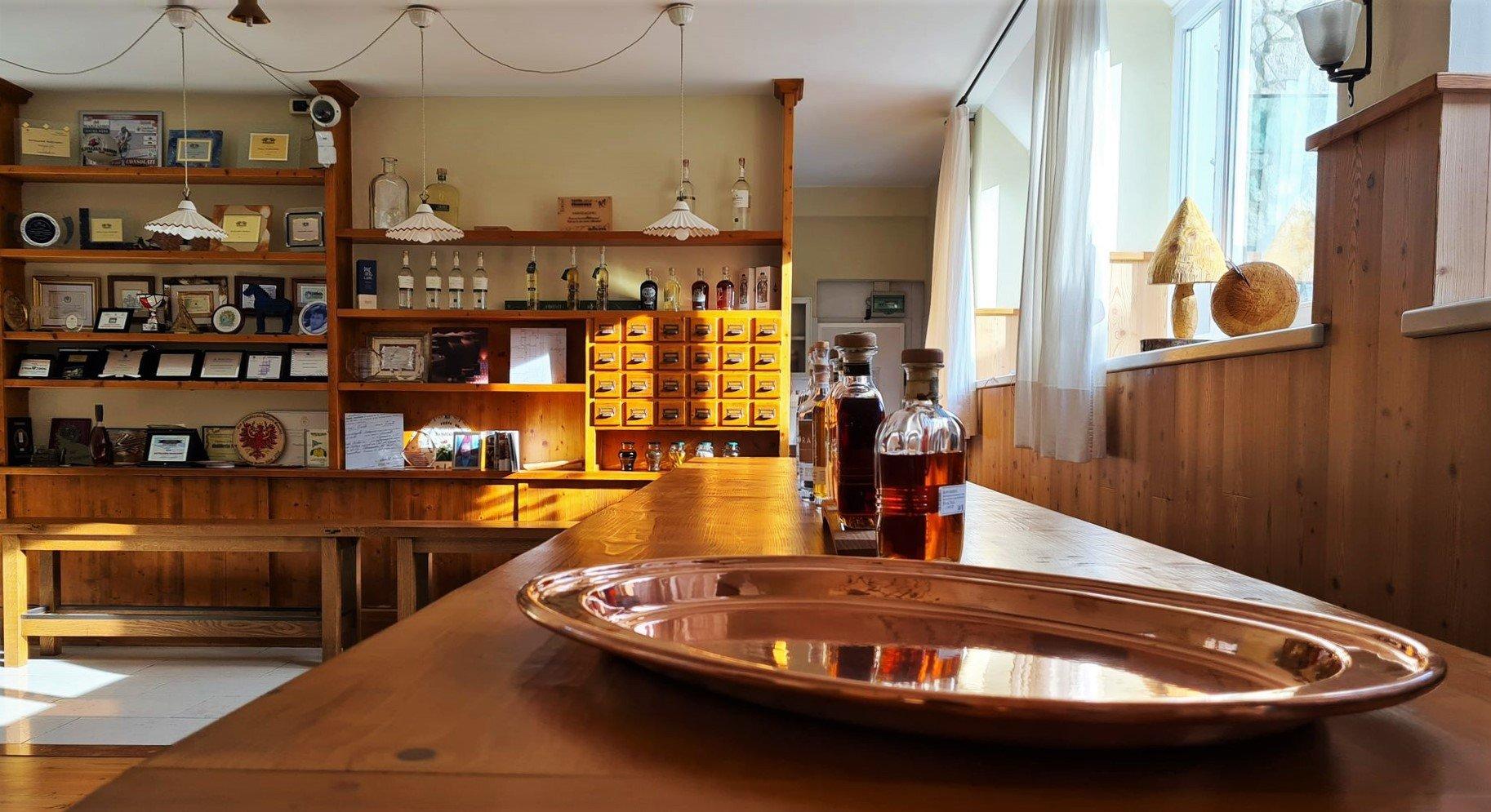 La storia della Distilleria Marzadro