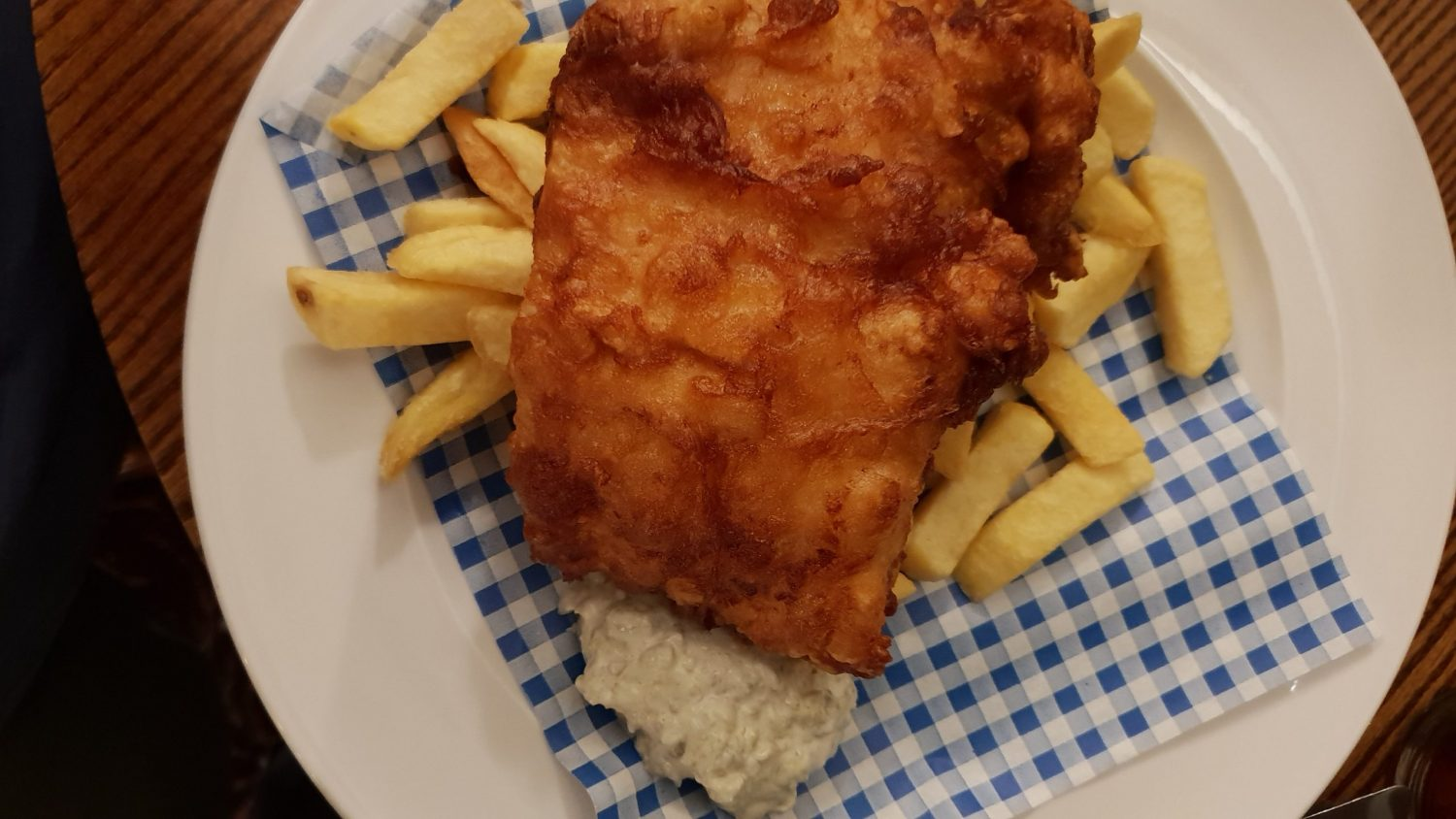 il fish and chips