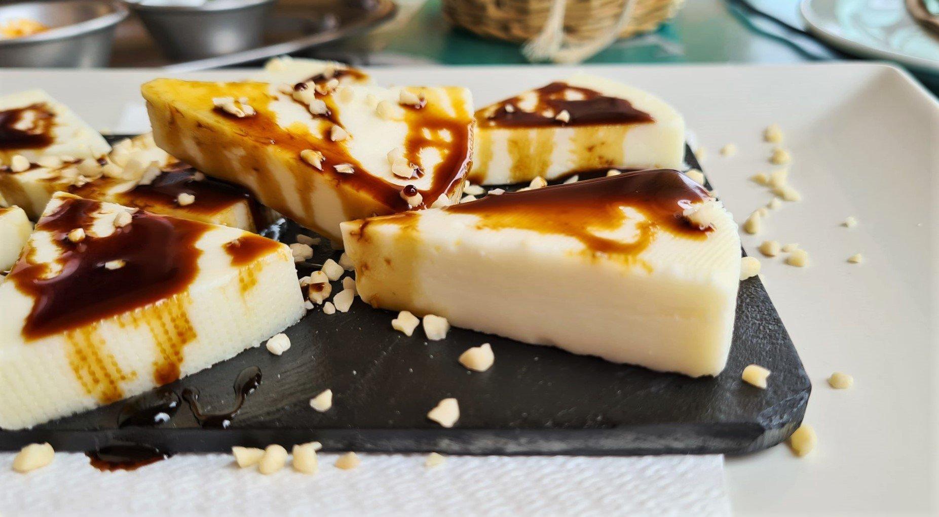 il formaggio de El Hierro