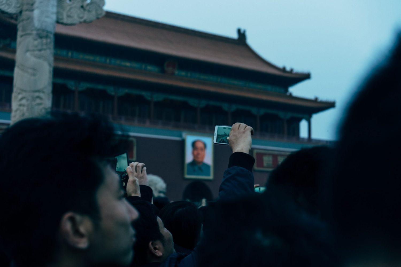 Diari della Giovy Alba in Piazza Tienanmen