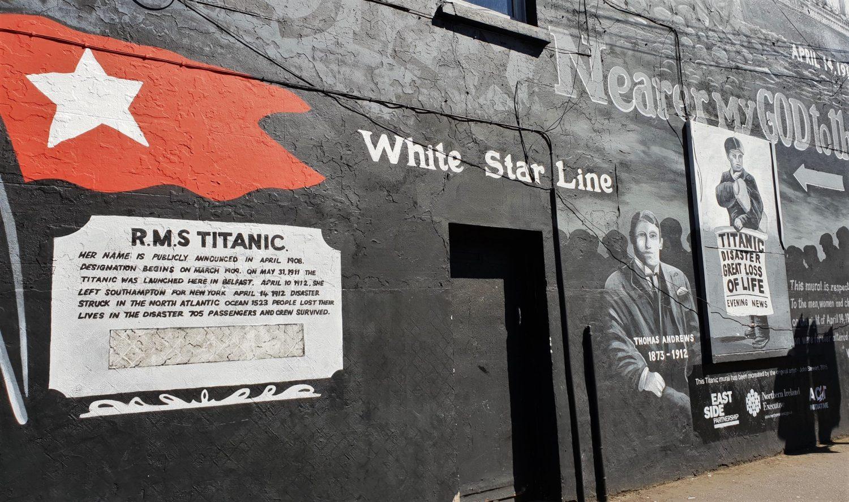 La White Star e Belfast