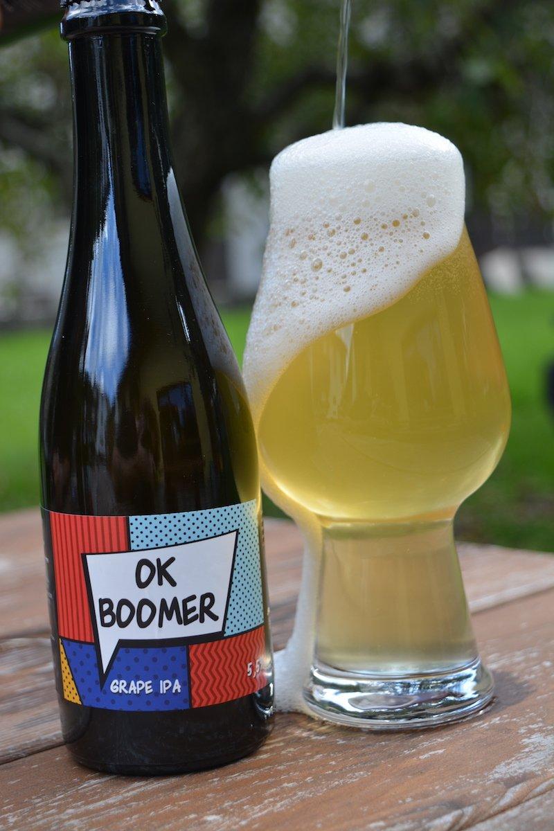 birra Ok Boomer