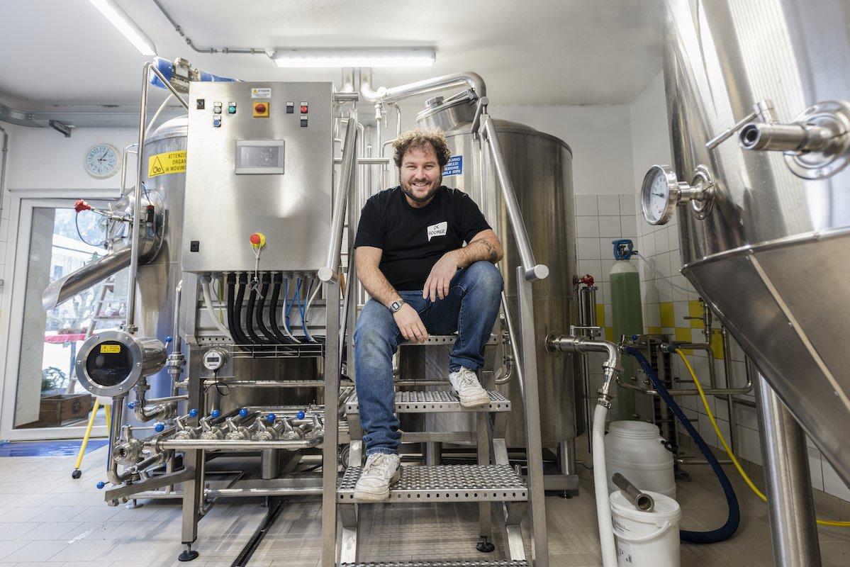 Alessio Deriva Brewing