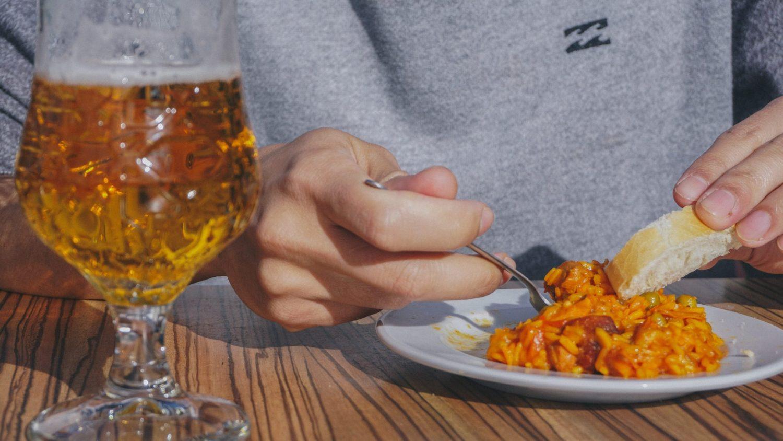 La gastronomia in Spagna