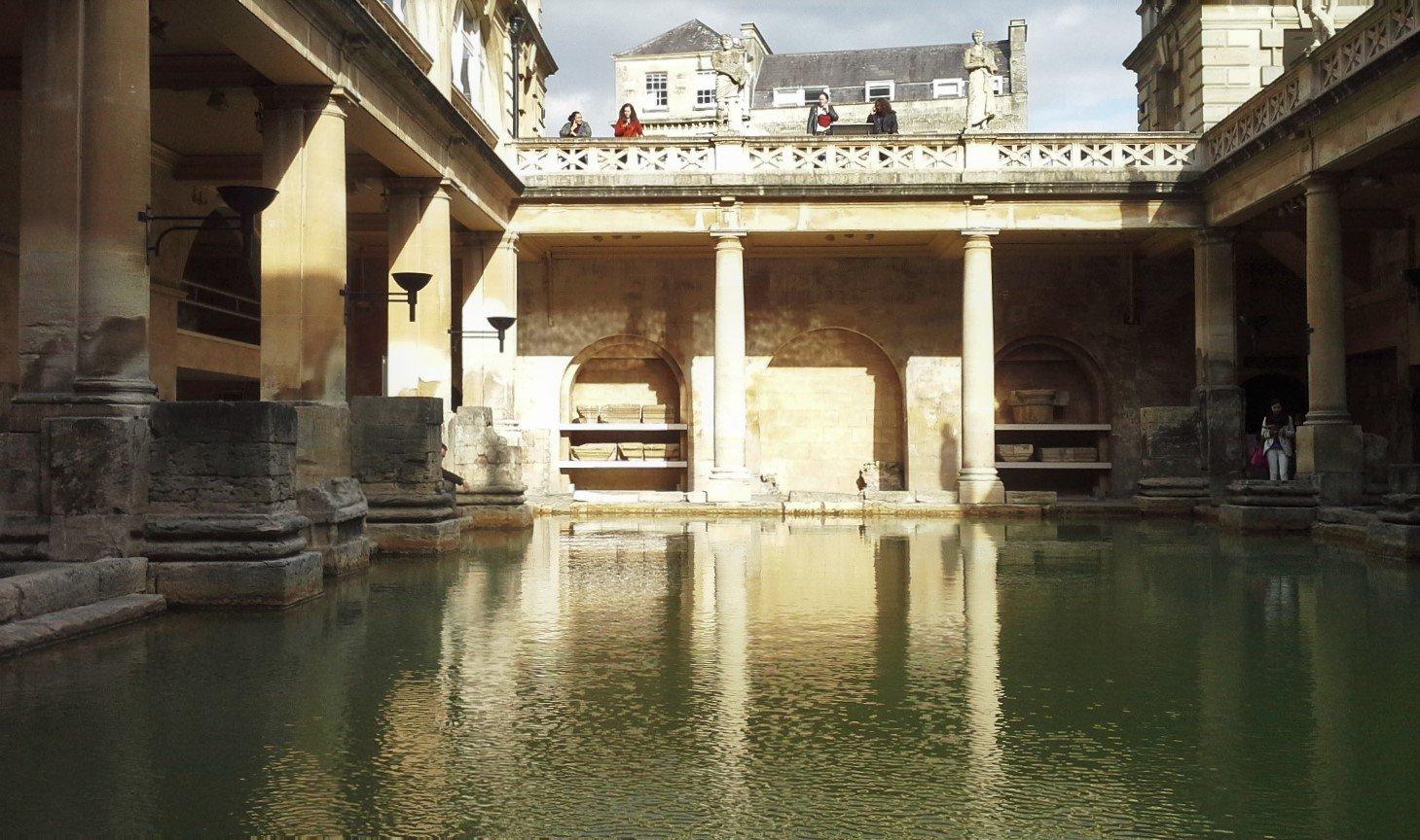 Bath e le terme romane