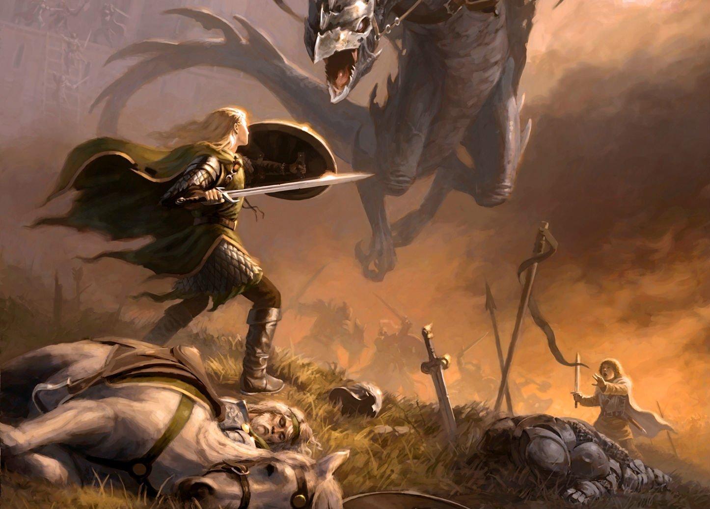 Eowyn Signore degli Anelli