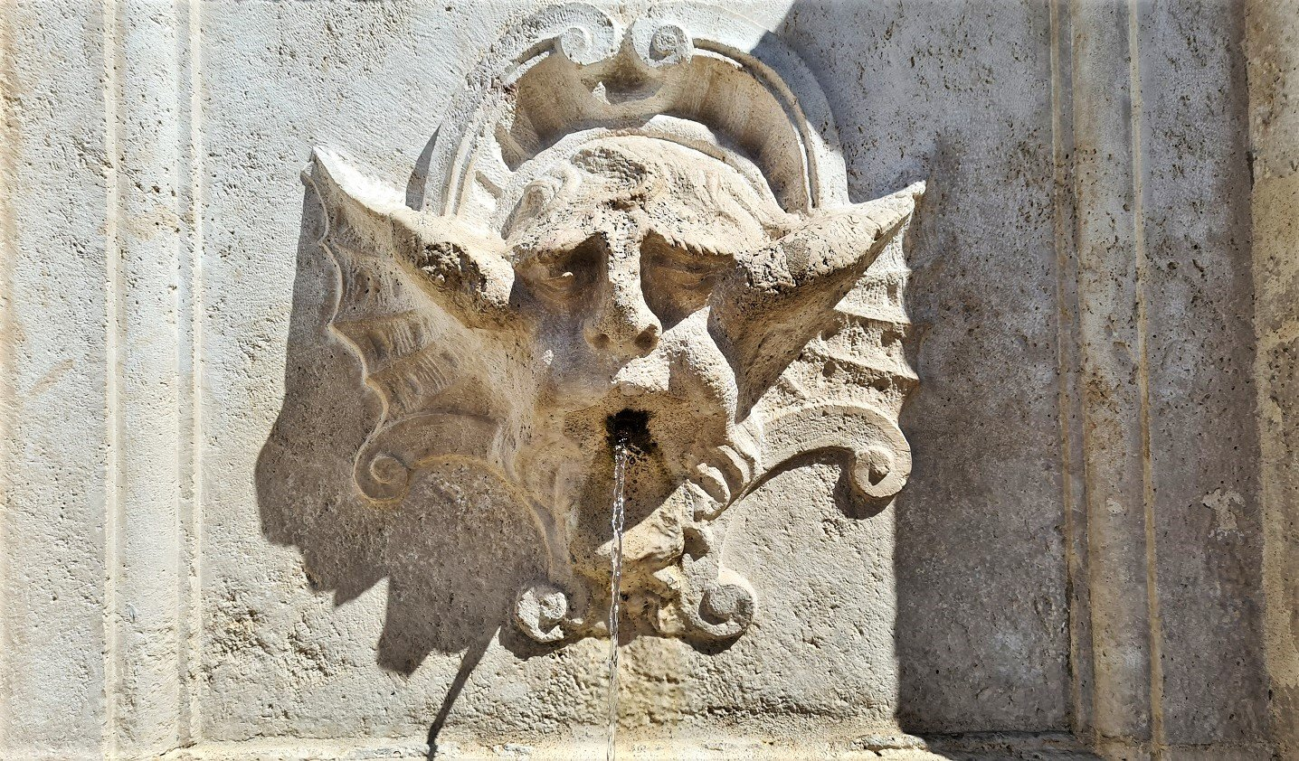 Fontana Fauno Spoleto