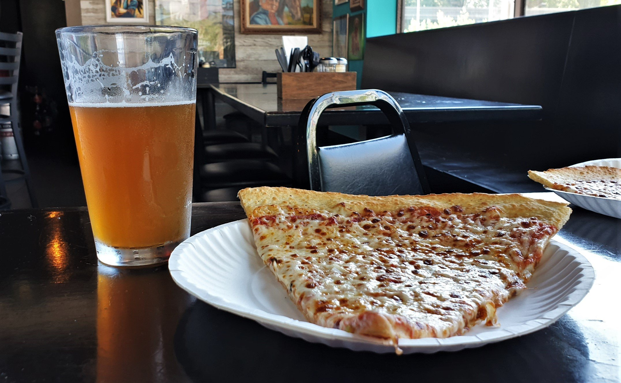 La pizza di Dan