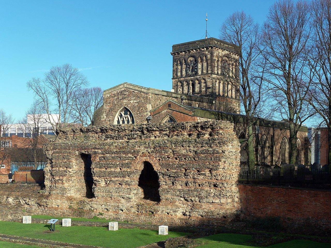 Leicester Romana