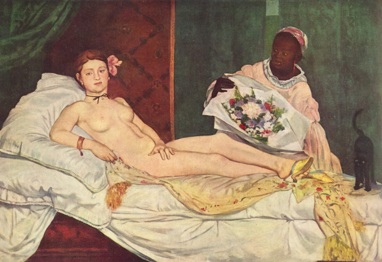 Olympia Edouard Manet