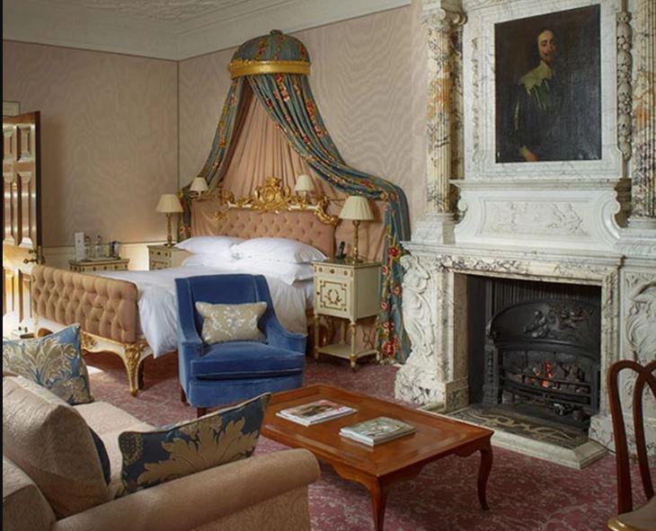 Dormire a Cliveden House
