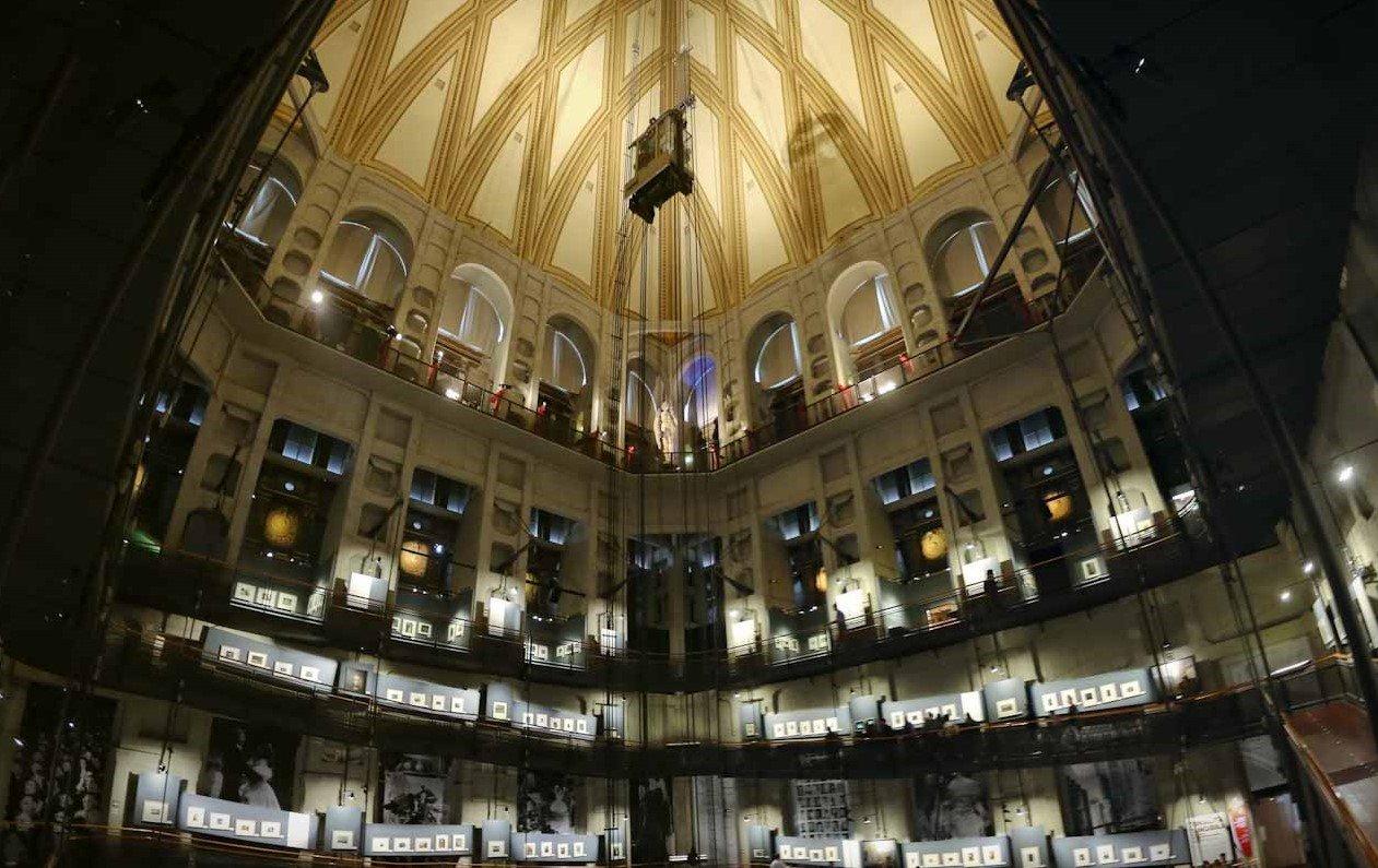 Museo nazionale del cinema Torino
